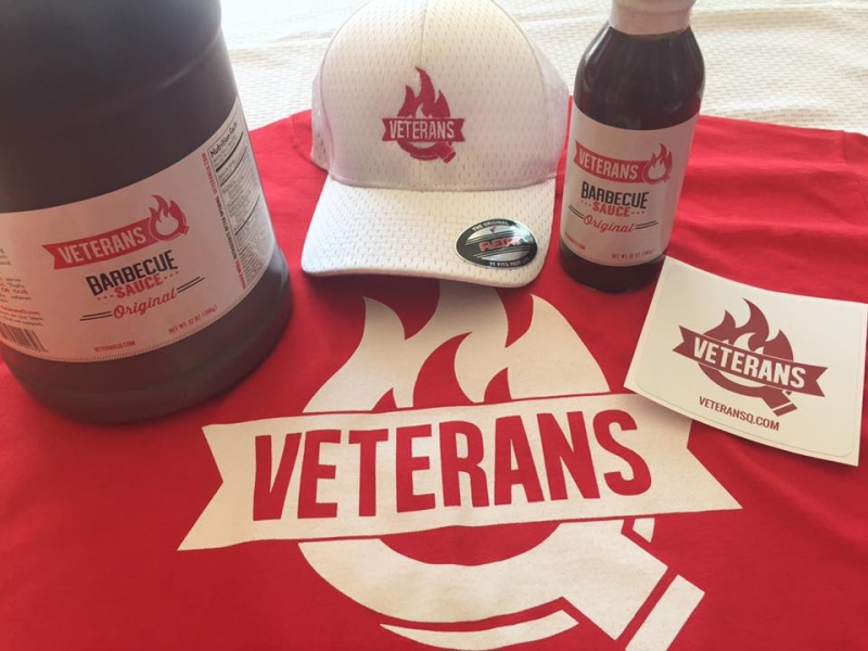 Veterans Q Promotional Items